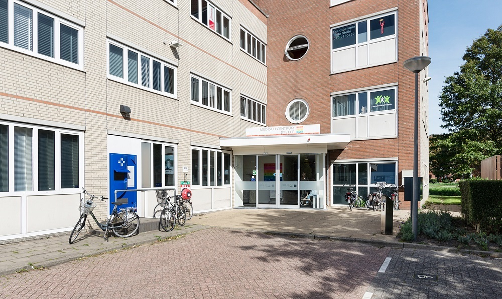 Hoogvliet Medisch Centrum Stelle
