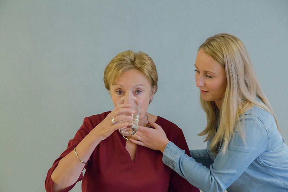 Behandeling slikstoornis
