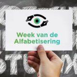 Week van de Alfabetisering laaggeletterdheid